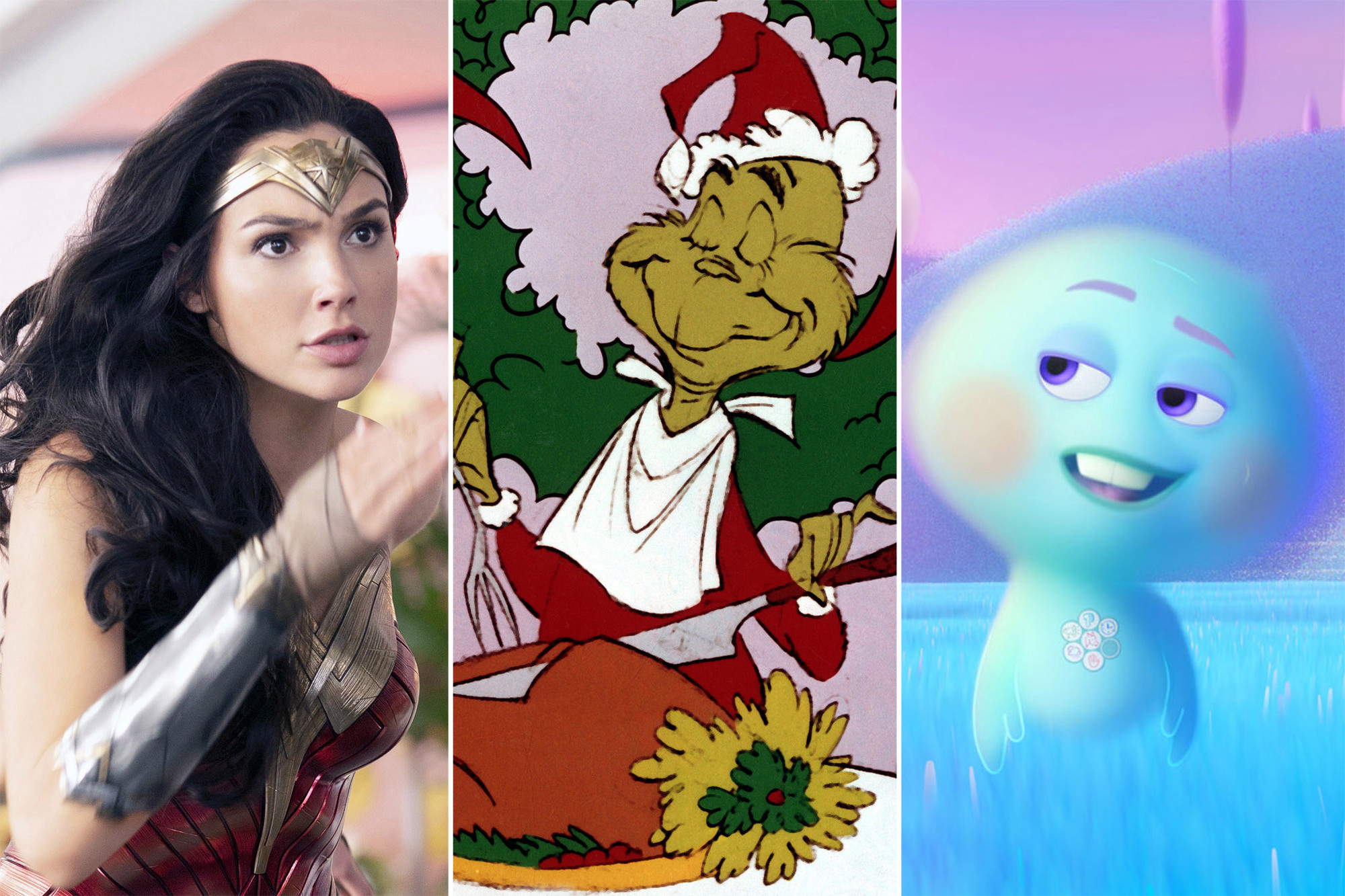 10 holiday movies and TV shows