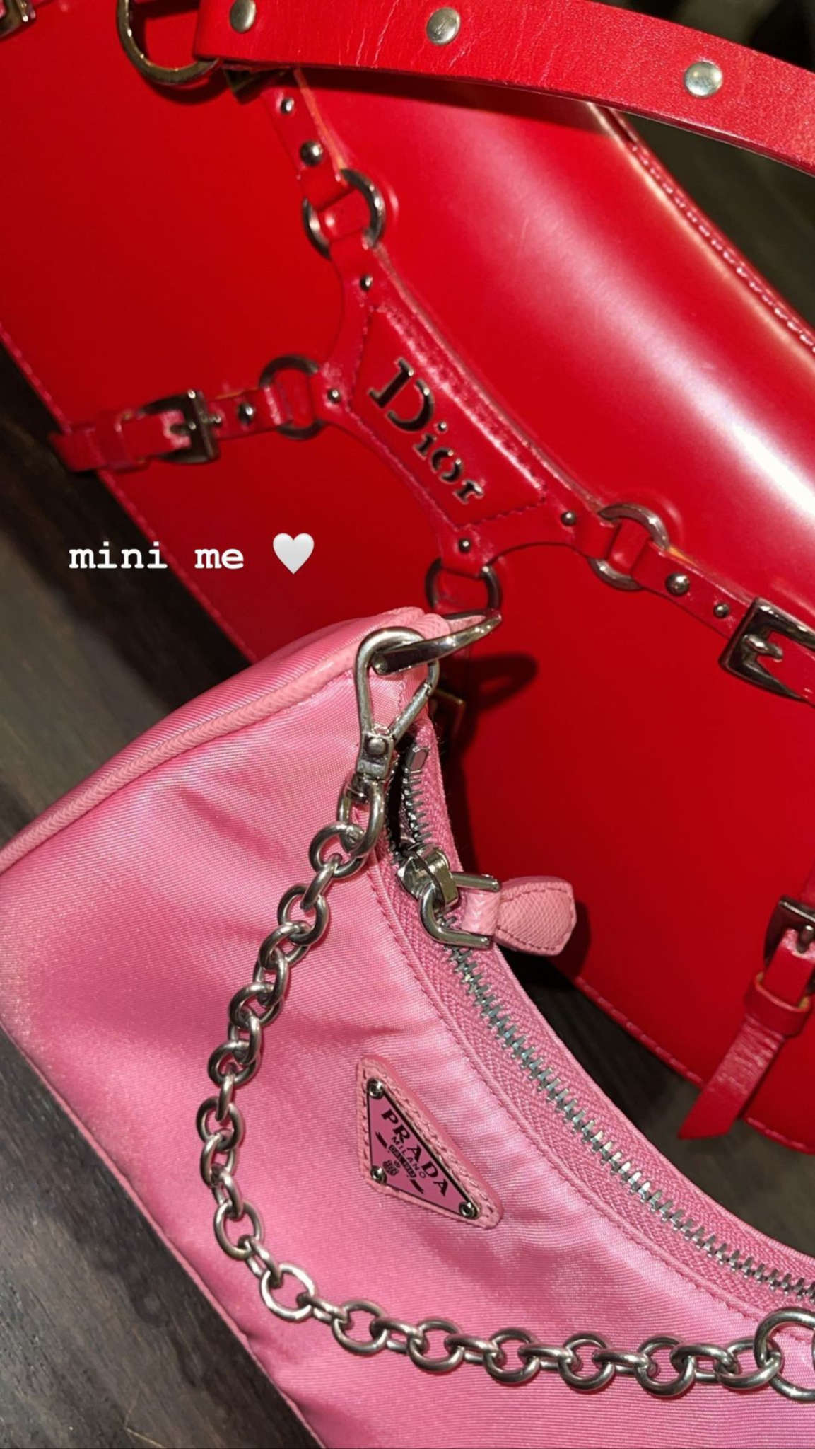 1608838390 237 Kylie Jenner Shows Off Stormi Webster's Prada Purses And Calls