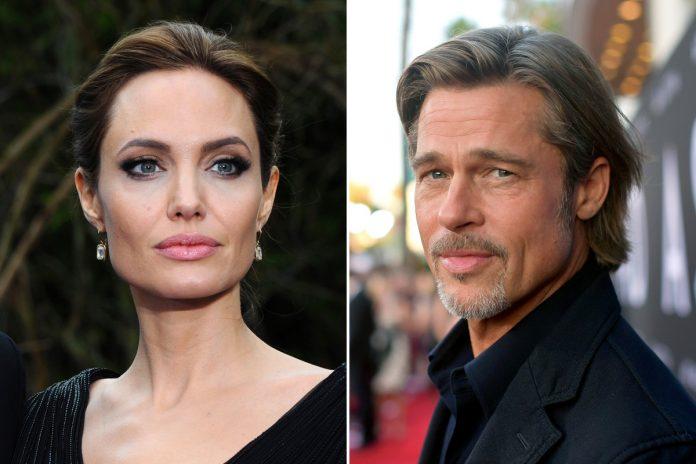 Brad Pitt and Angelina Jolie's battle 'raging' into holidays
