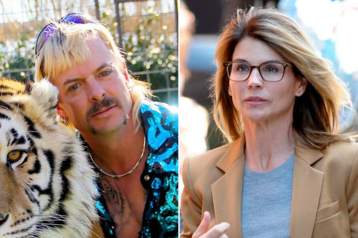 Lori Loughlin, other celebs in jail get special Christmas meals