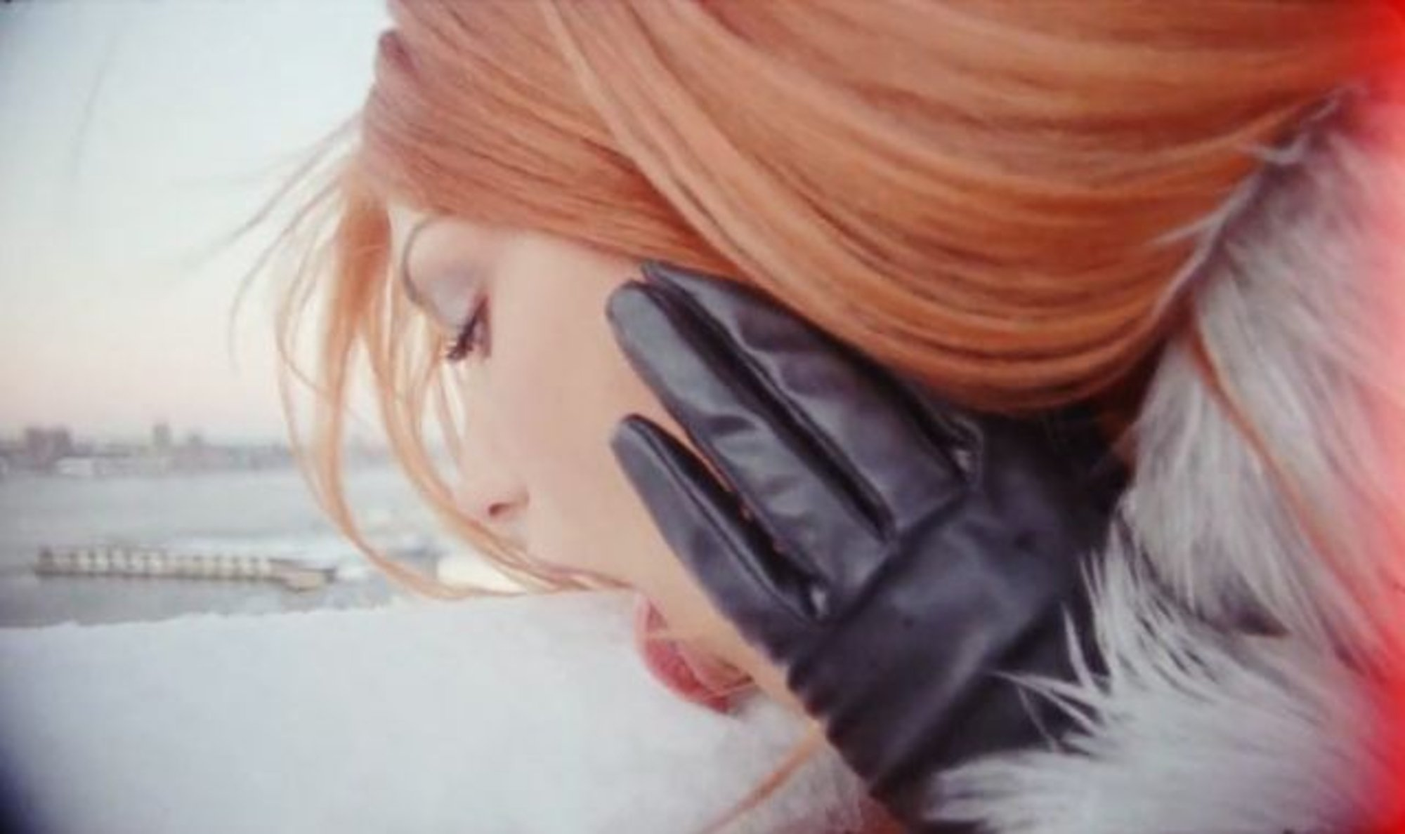 1609166821 281 Bella Hadid Licks New York Snow As A Redhead