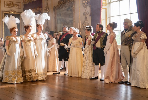 The Bridgertons Season 2 Cast