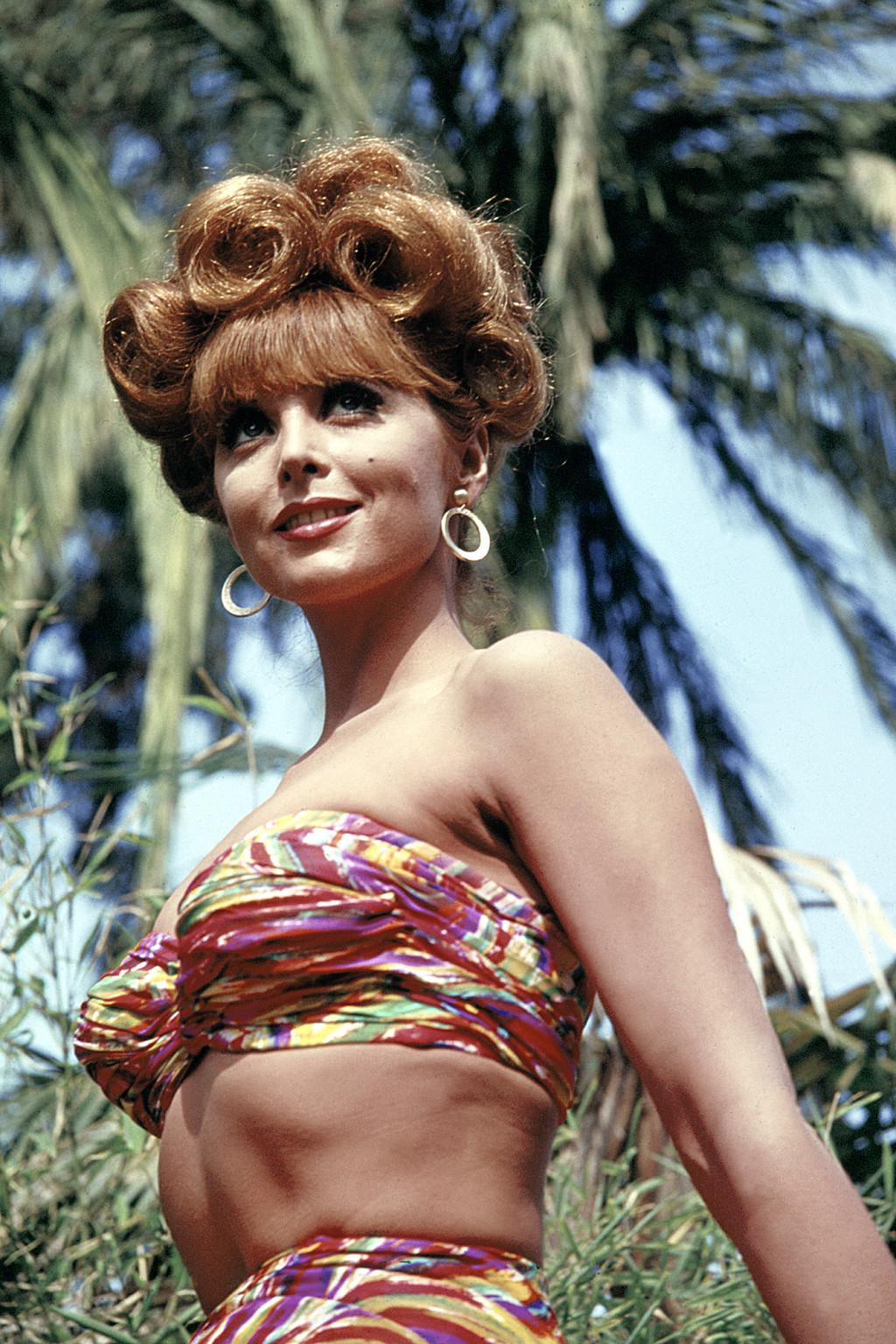GILLIGAN'S ISLAND, Tina Louise, 1964-1967.
