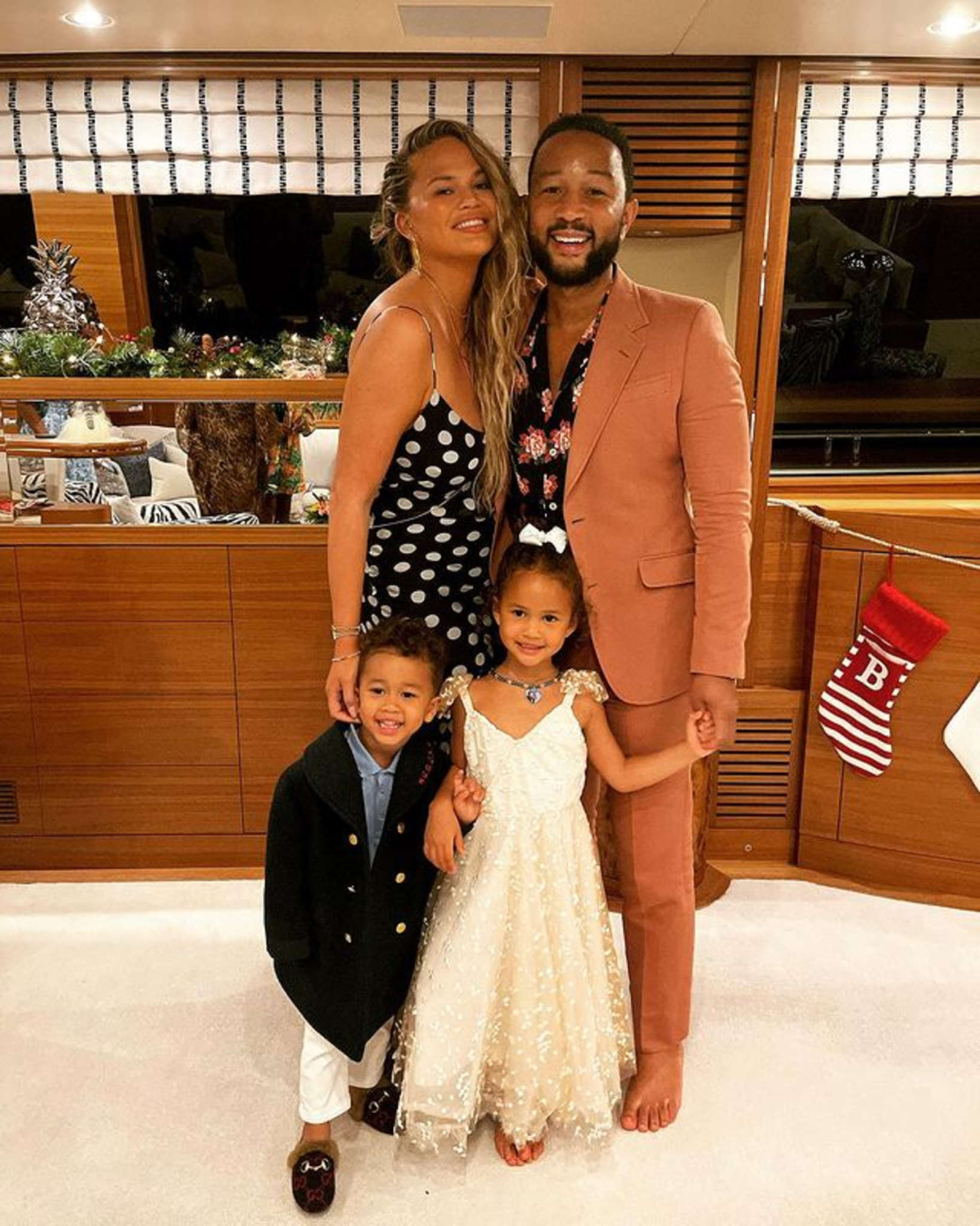 Chrissy Teigen Finds Her Joy Again As She Celebrates With