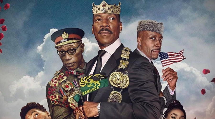 Coming 2 America every details