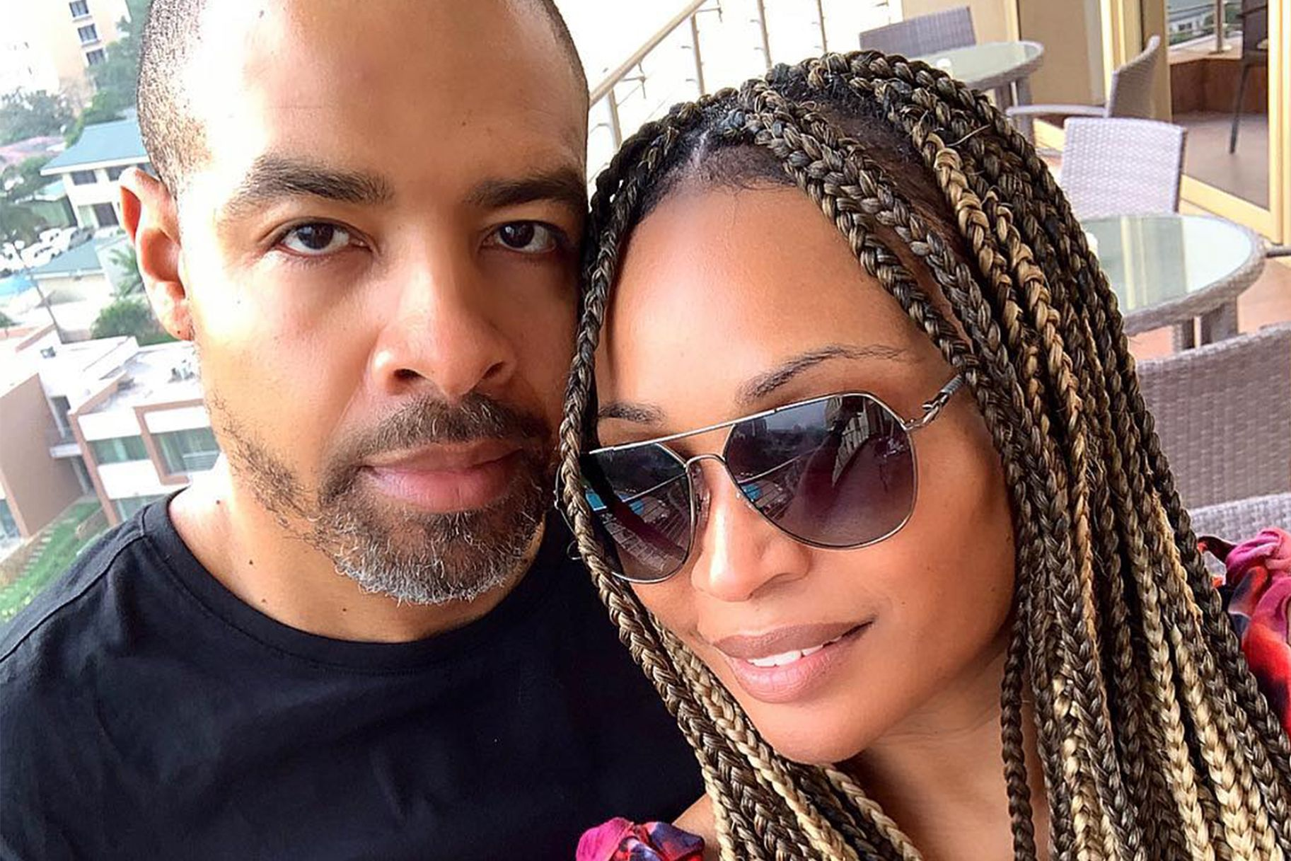 Cynthia Bailey And Eva Marcille Look Amazing With Their Husbands