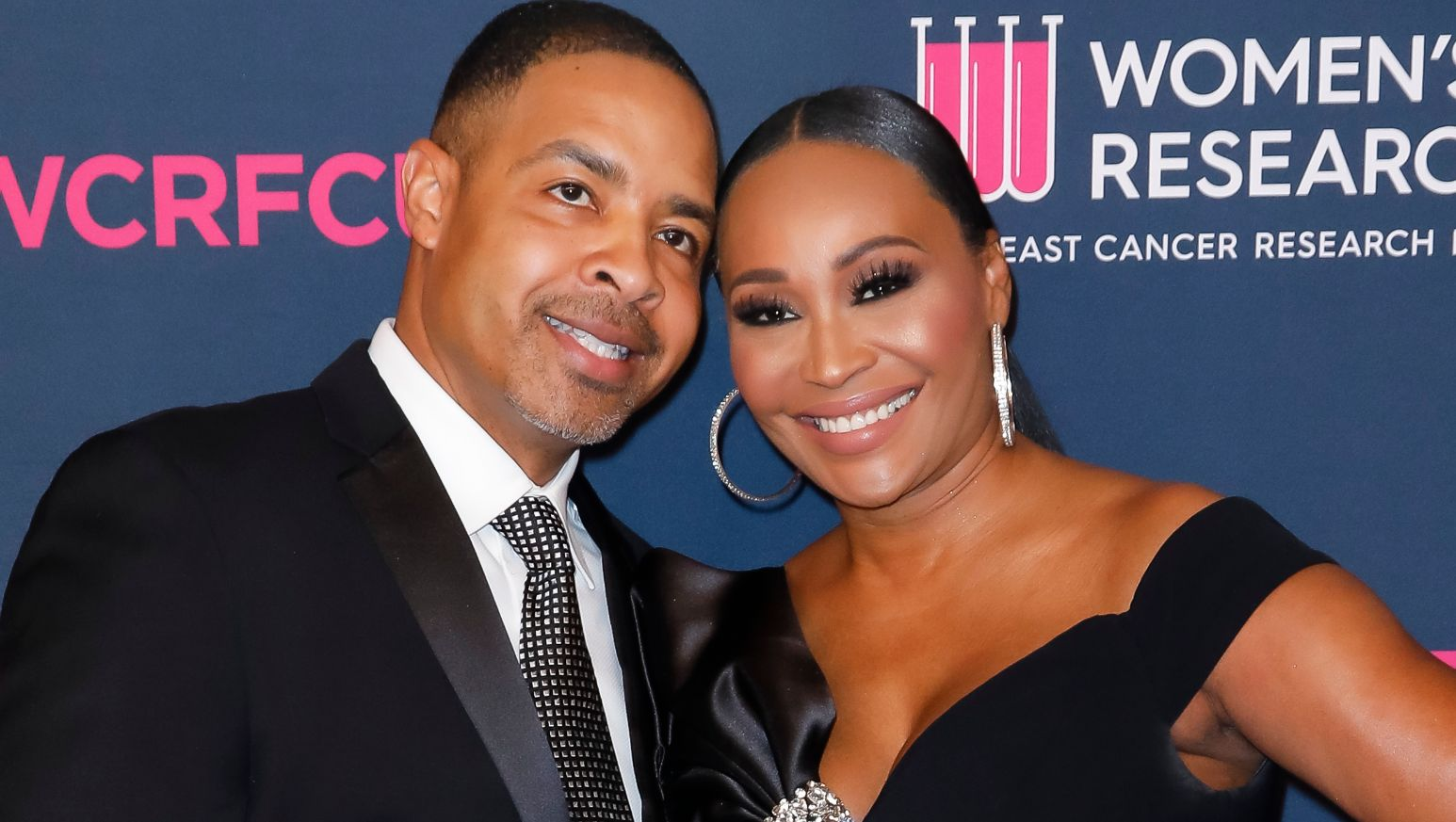 Cynthia Bailey And Mike Hill Are Flying During The Pandemic