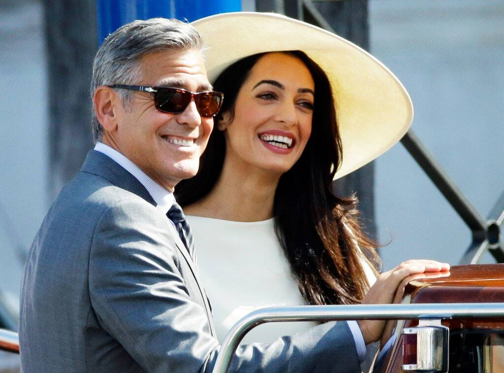 George Clooney Reveals He Was Never 'Fully In Love' Before