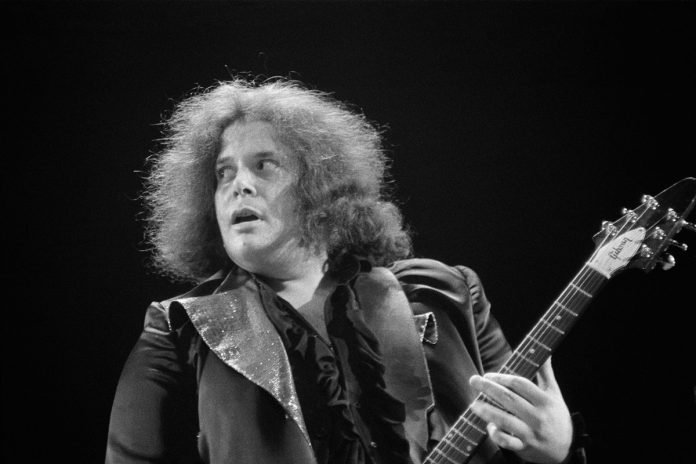 Leslie West, of 'Mississippi Queen' band Mountain, dead at 75