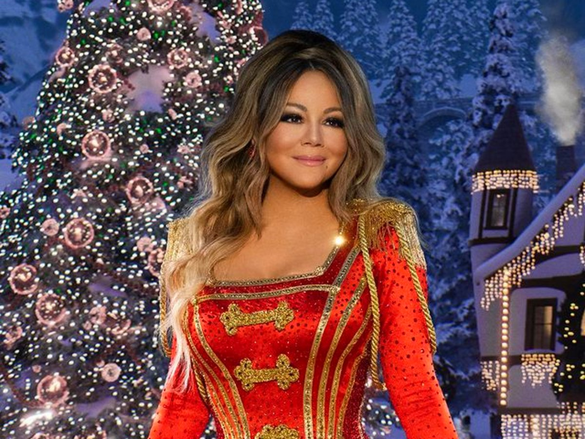 Mariah Carey's Sugar Plum Fairy Whistle Register Introlude Is Another Way