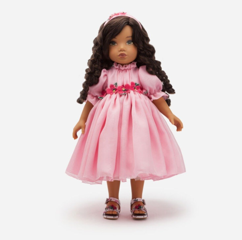 Offset Gifts Kulture Beautiful 1K Dolce And Gabbana Doll As