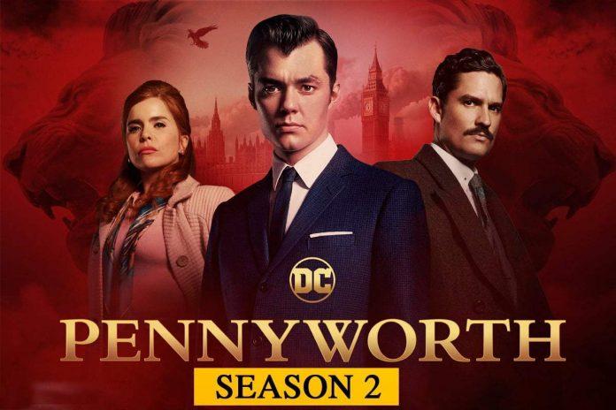 Pennyworth Season 2 Now On Amazon Prime