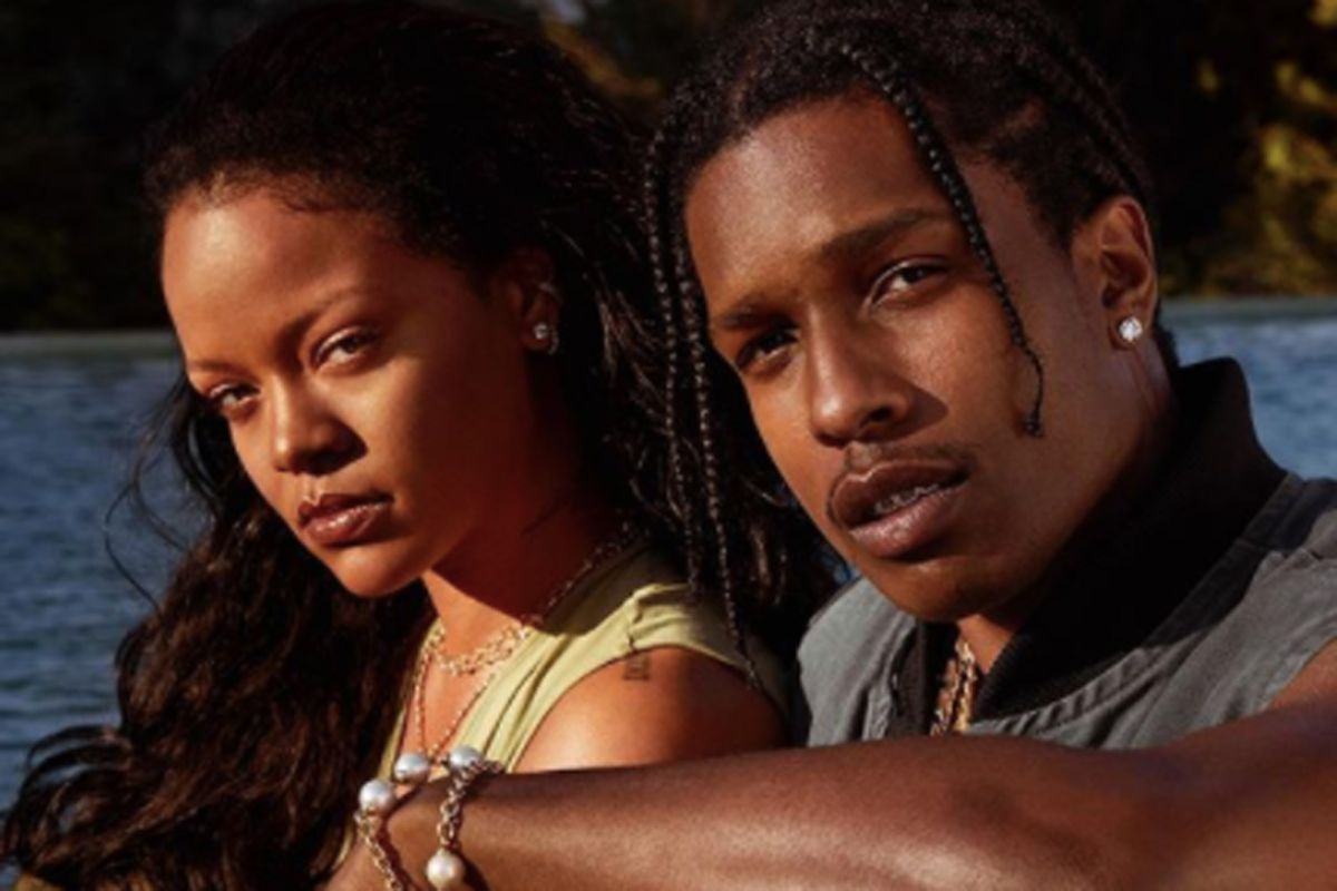 Rihanna Reportedly Invited AAP Rocky To Her Barbados Villa For