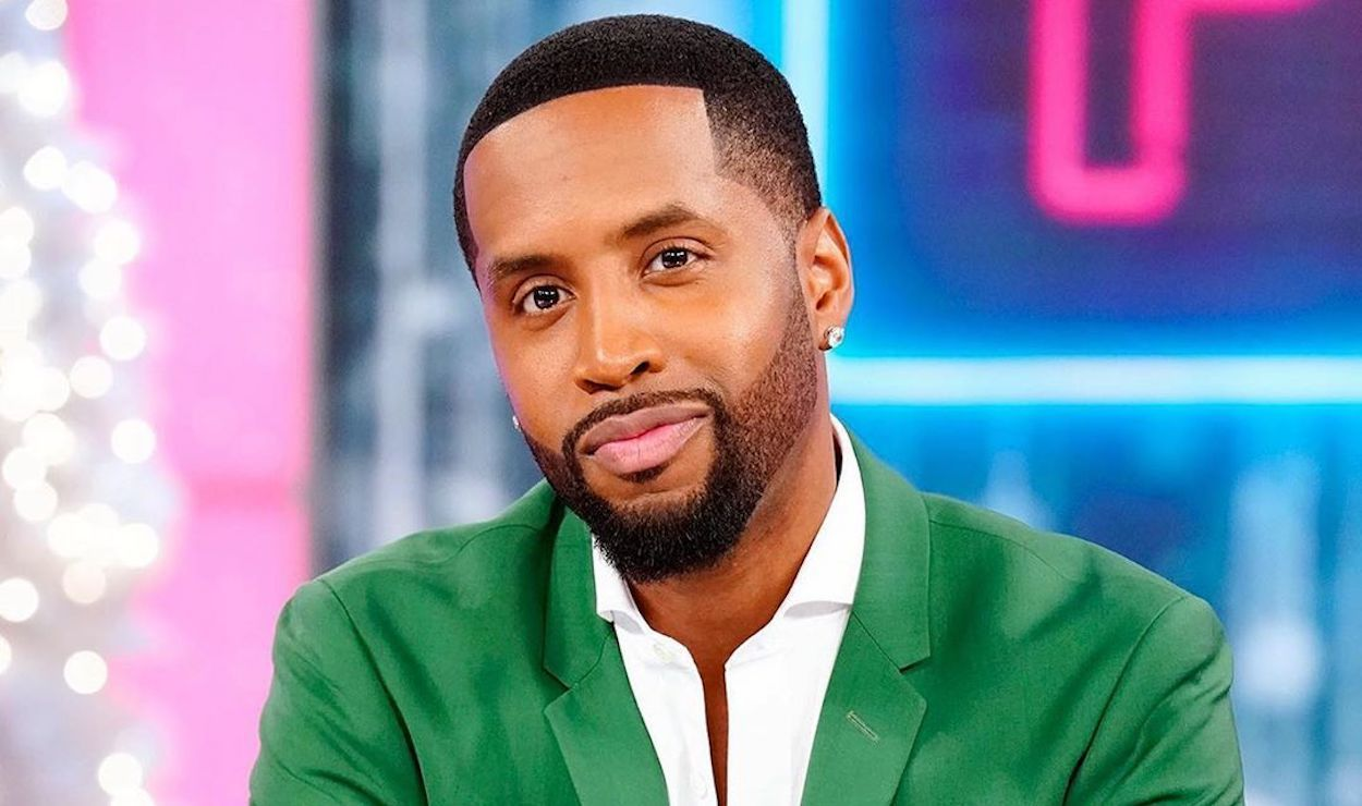 Safaree Is Riding His Toy Off Road Ahead Of Christmas –
