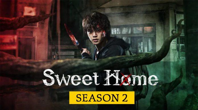Sweet Home Season 2 Season 1 Finale of the Netflix