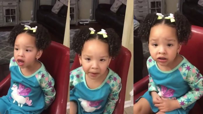 Tiny Harris' Daughter, Heiress Harris Will Make Your Day With This Clip