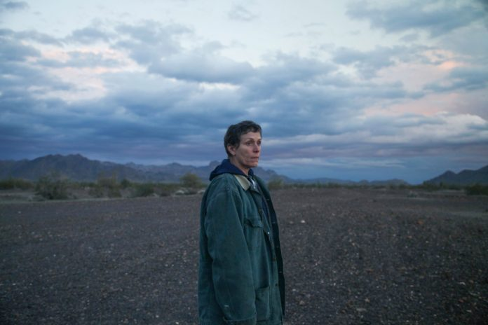 Trailer Post Frances McDormand and Chloé Zhao Hit the Open