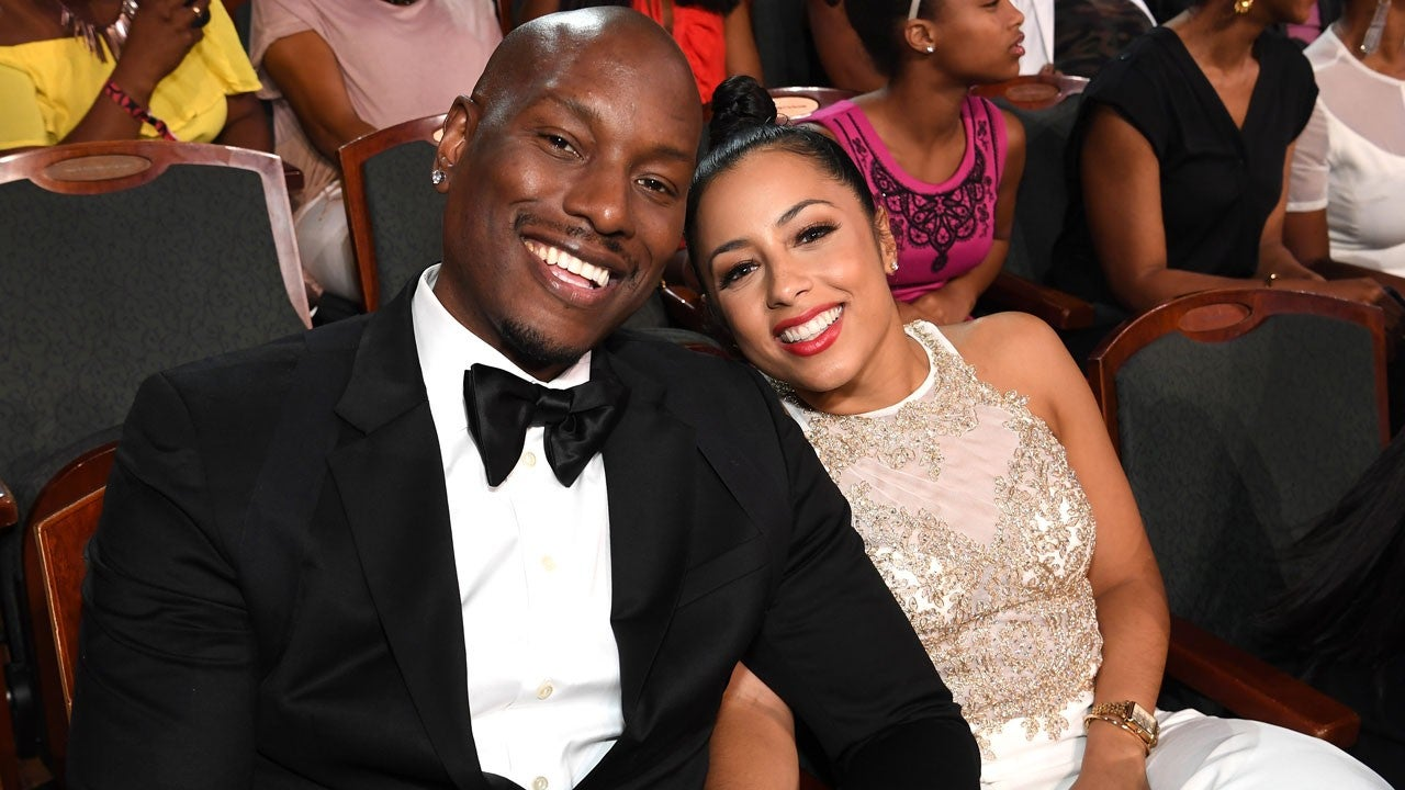 Tyrese Gibson And His Wife Samantha Announce They're Getting A