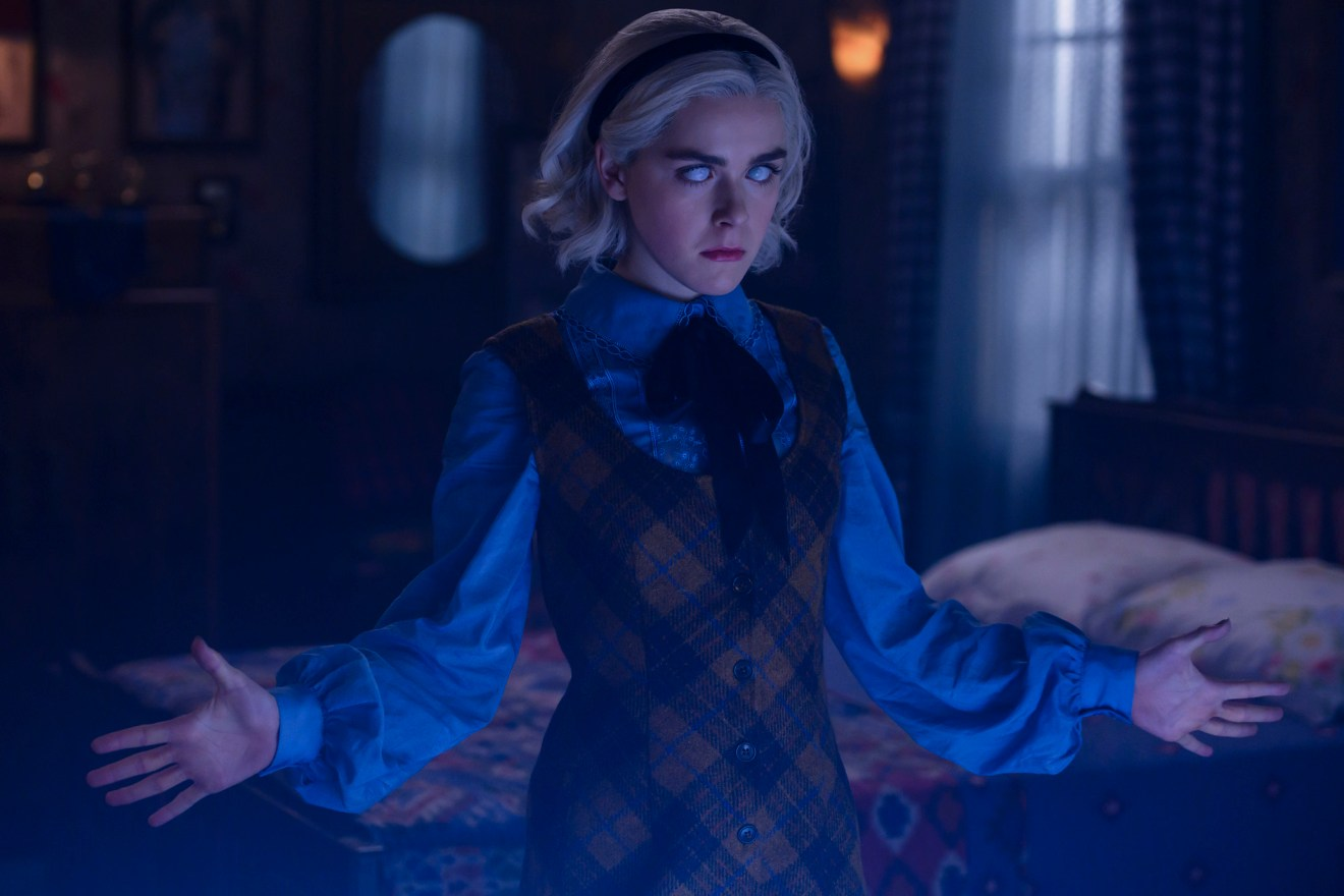 Chilling Adventures of Sabrina season 4 The Dark lord comes as knocking