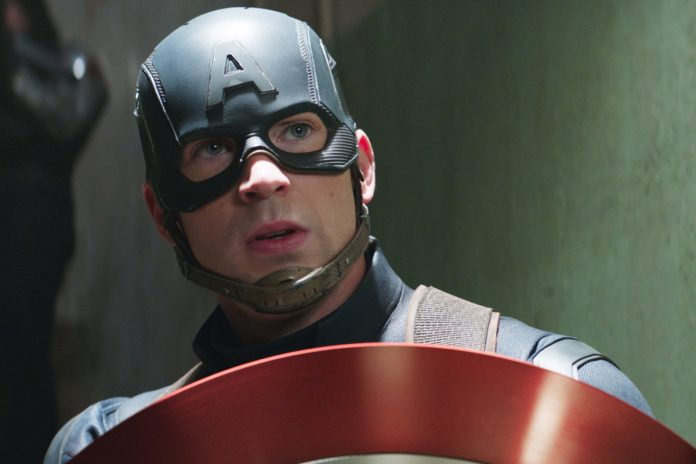 Is Chris Evans in talks to reprise Captain America role?