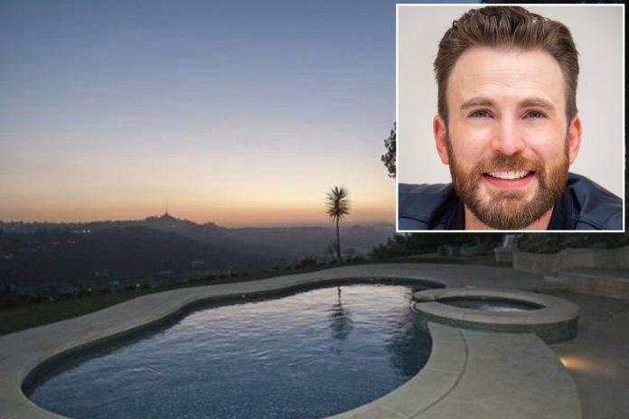 Inside Chris Evans' abandoned $3.5 million mansion