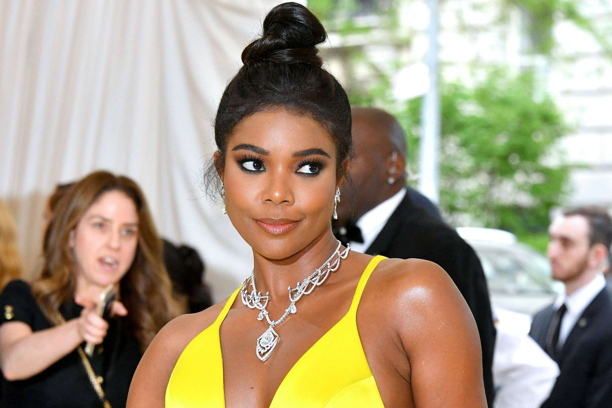 Gabrielle Union Shares New Video Featuring Kaavia James And Makes