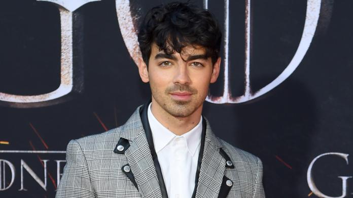 Joe Jonas Announces Casting In War Movie 'Devotion'