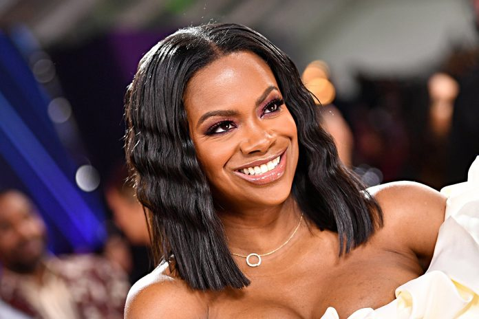 Kandi Burruss Gushes Over Kenya Moore For Her Birthday - See Her Post To Mark The Event
