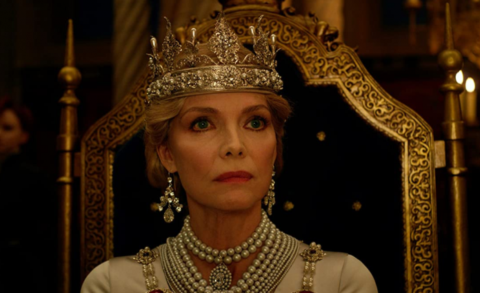 """Michelle Pfeiffer Will Play Betty Ford in Showtime's """"The First"""