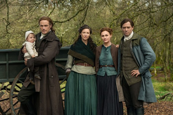 Outlander Whats the Latest Update Of This Series