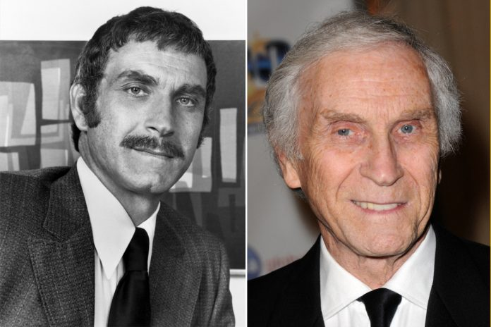 Peter Mark Richman, actor in 'Three's Company,' dead at 93