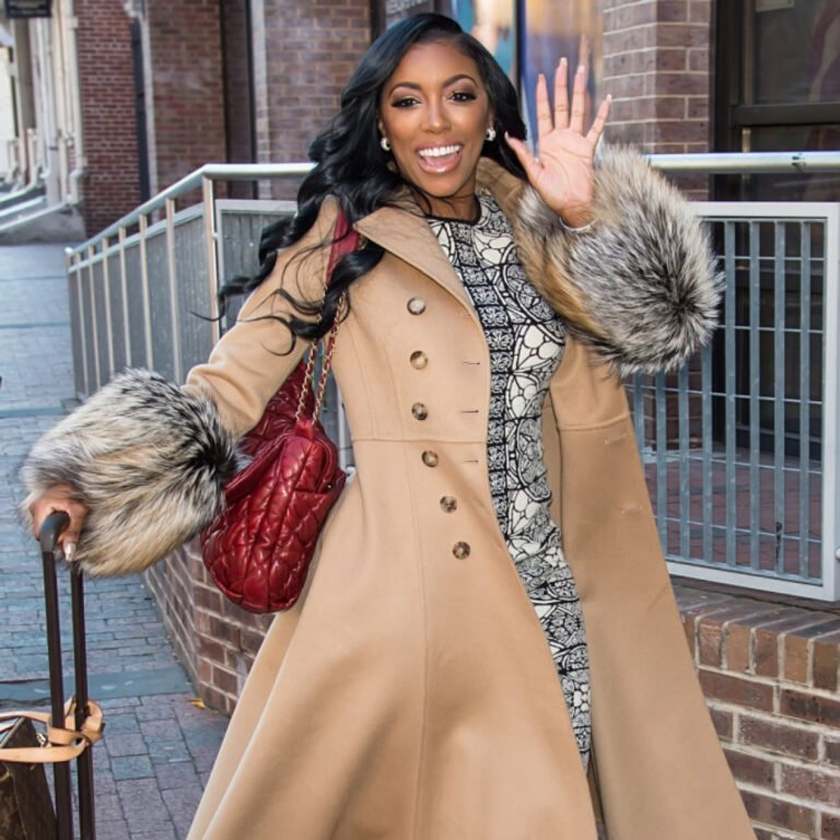 Porsha Williams Is Free To Be Herself In 2021 –