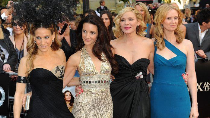 Sarah Jessica Parker, Cynthia Nixon And Kristin Davis All Announce Involvement In The New 'Sex & The City' Revival Show!