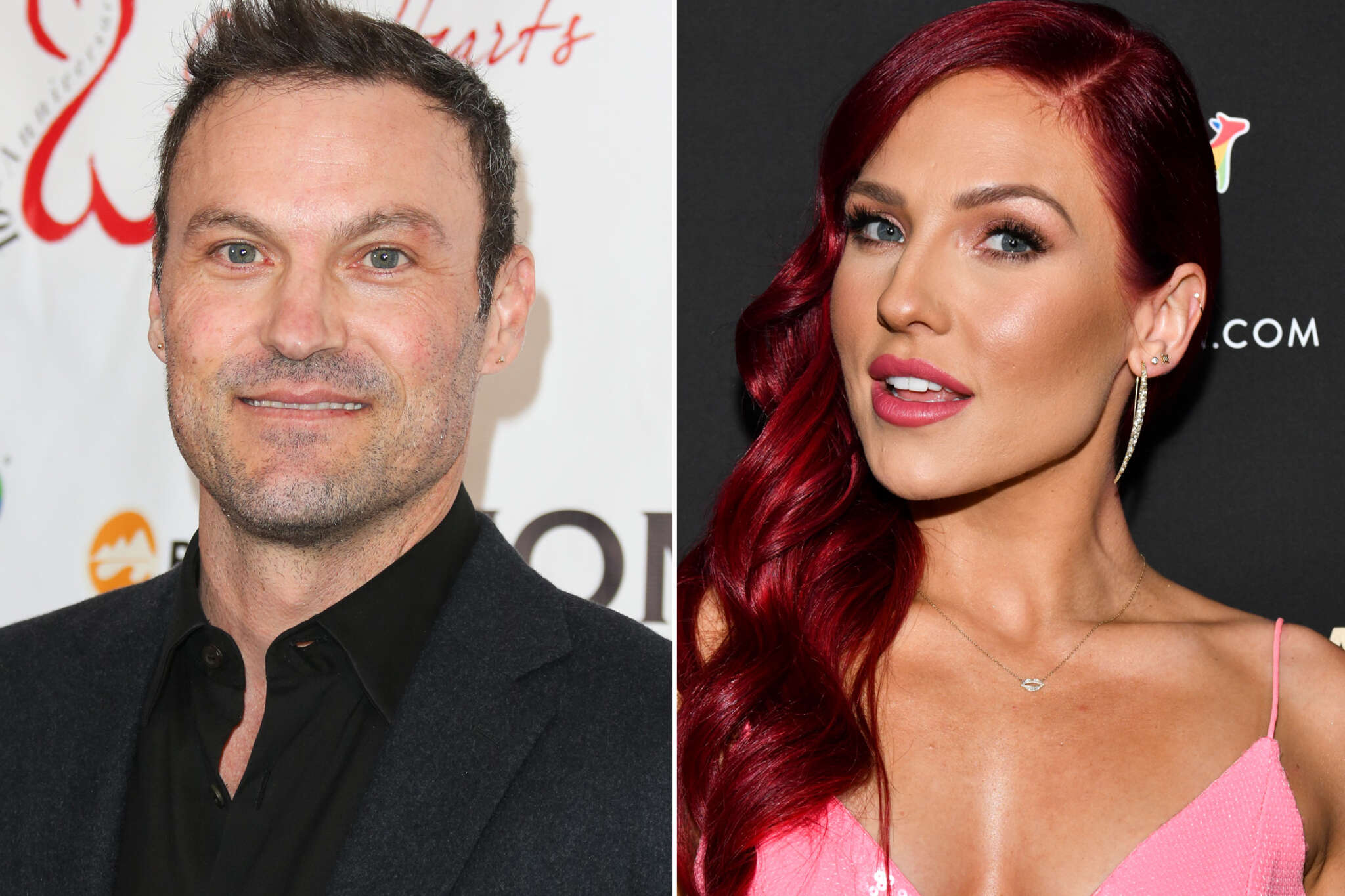 Sharna Burgess Says Fans Keep Asking About Brian Austin Green