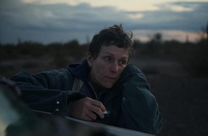 "Nomadland"" Named Best Film by Toronto Film Critics Association and"