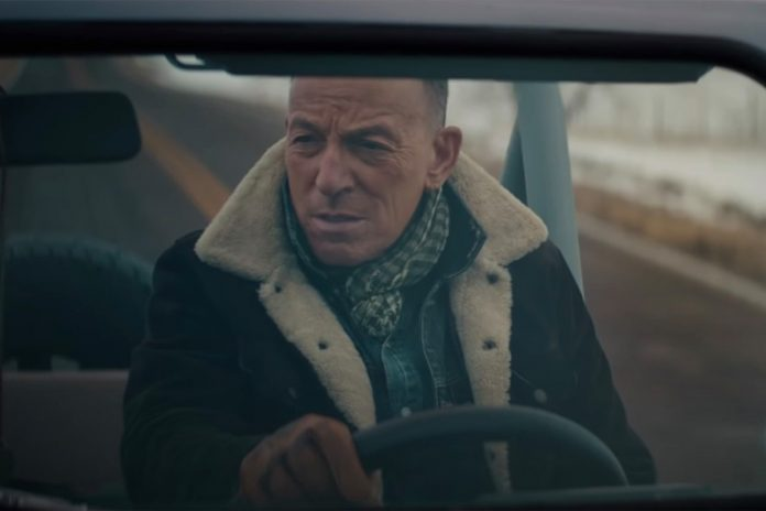 Bruce Springsteen's Super Bowl ad scrapped from Jeep's YouTube page