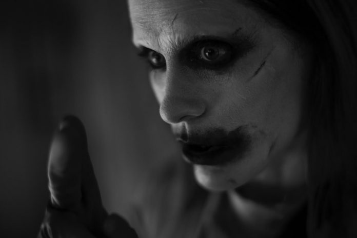 Jared Leto's creepy Joker in 'Justice League'