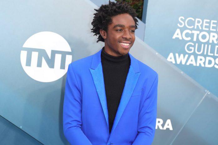 1613215032 Stranger Things star Caleb suits up as Miles Morales