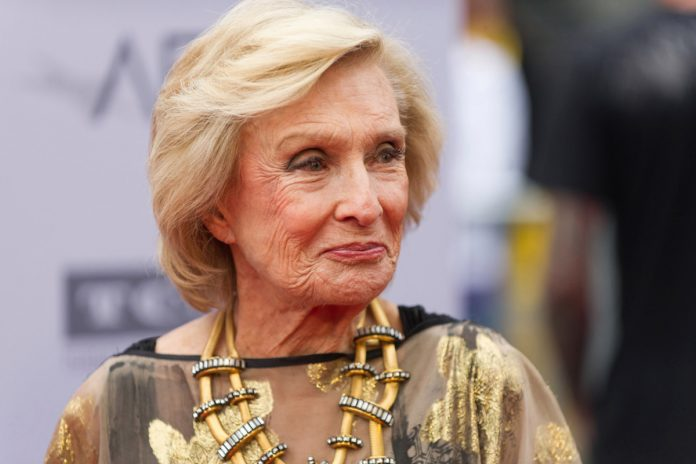 Cloris Leachman's cause of death was a stroke