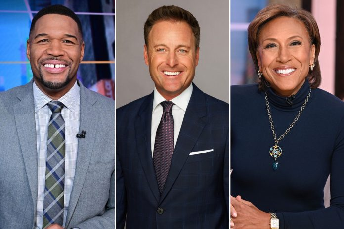 Is a 'GMA' anchor in line to replace 'Bachelor' host Chris Harrison?