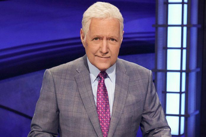Alex Trebek's 'Jeopardy!' wardrobe donated to homeless