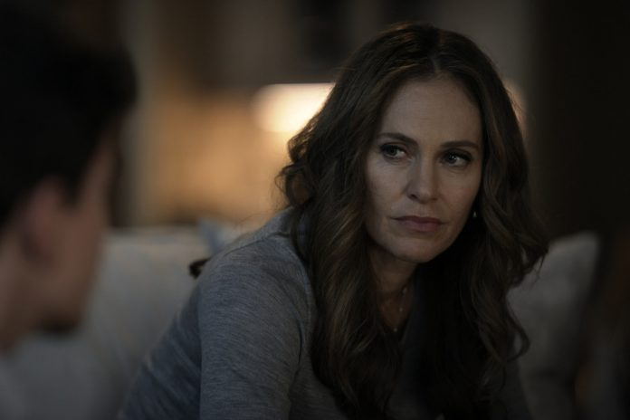 Amy Brenneman on the enigmatic people in 'Tell Me Your Secrets'