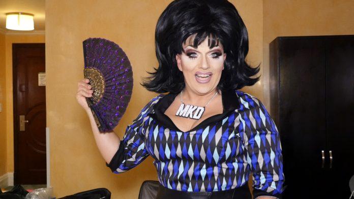 "Angela Washko Shines a Spotlight on a ""RuPaul's Drag Race"""