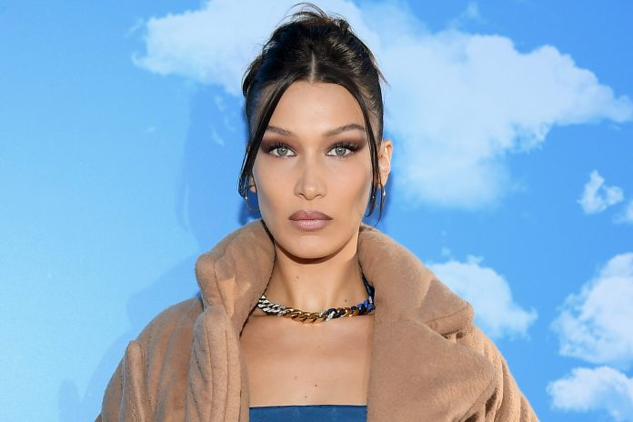 Bella Hadid Claps Back At Follower Saying She Looks 'Tired' In Makeup-Free Pics!