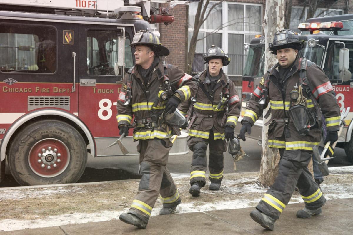 Chicago Fire Season 9 Episode 7