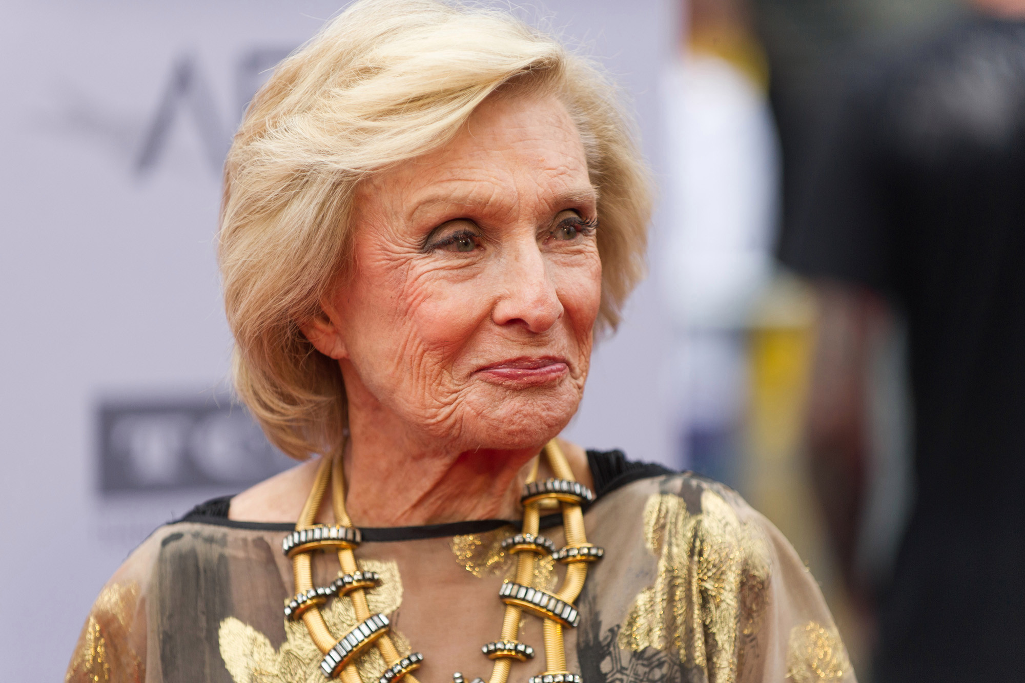 Cloris Leachmans cause of death was a stroke