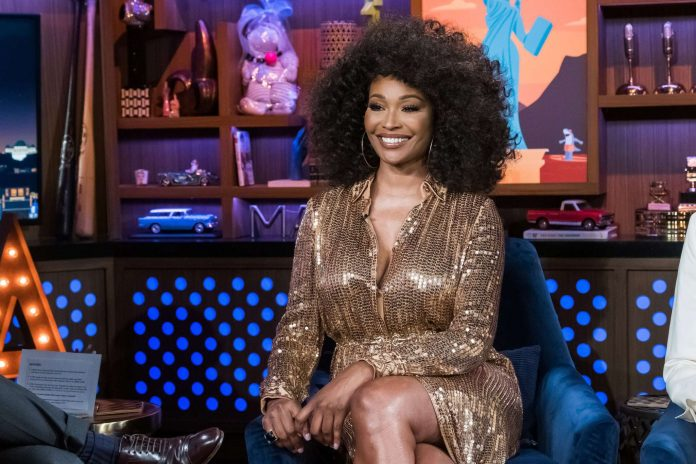 Cynthia Bailey Is Praising Two Of Her Favorite Actresses - Check Out The Post She Shared