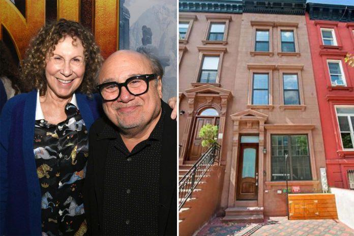 Danny DeVito quietly buys pristine Brooklyn brownstone