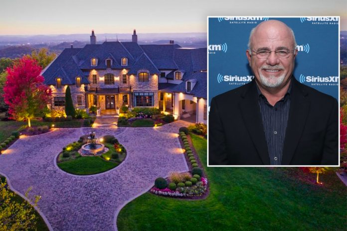 Dave Ramsey, Christian guru, selling Tennessee home for $16M