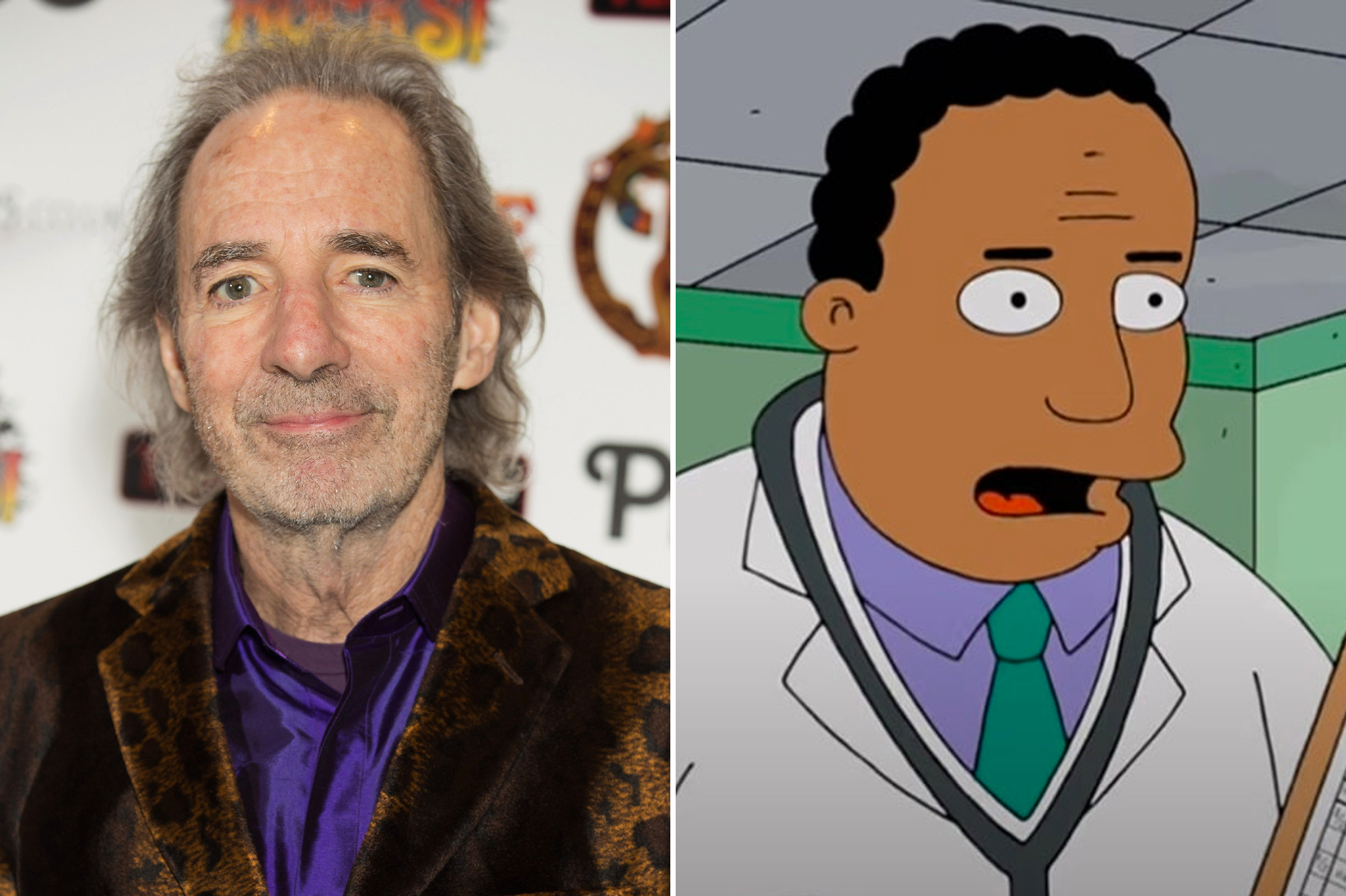 Harry Shearer no longer voicing black Simpsons character